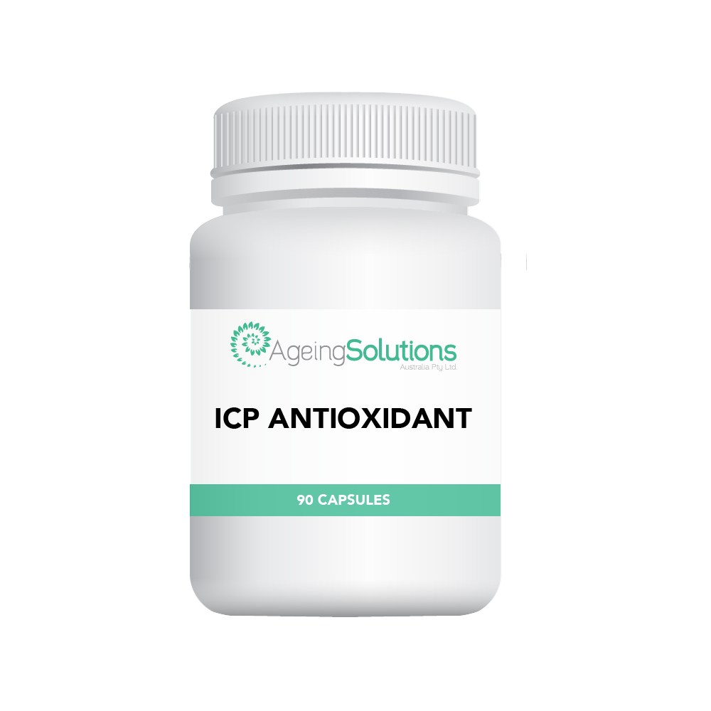 ICP Antioxidant, anti oxidant supplement, immunity boost, immune system support_Ageing Solutions, Oral Supplement online Australia New Zealand
