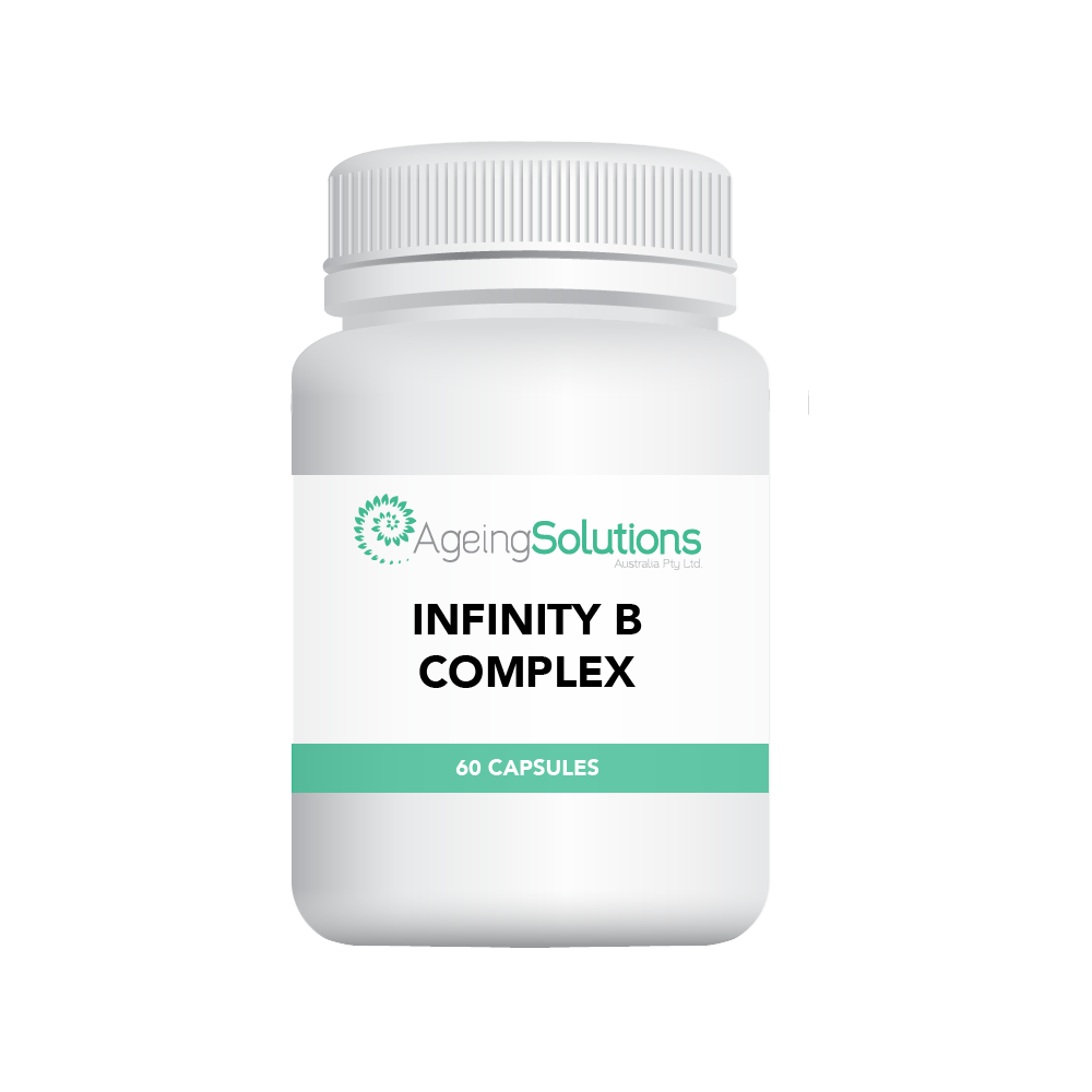 Infinity B Complex, Vitamin B supplement, Immunity supplements, Immune boost, boost immunity_Ageing Solutions, Oral Supplement online Australia New Zealand